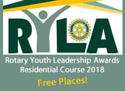RYLA 2018